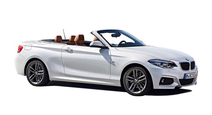 BMW 220 Cabrio